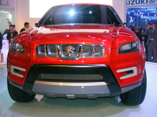 Maruti To Launch Compact Seater Suv In The Economic Times