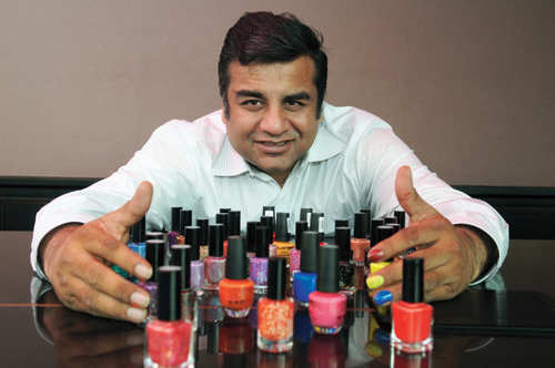 The day Colorbar is in the Fortune 500 list, I will retire, says Samir Modi