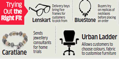 adaa4597af99 How 'try and buy' allows niche online retailers like Lenskart take on  giants like