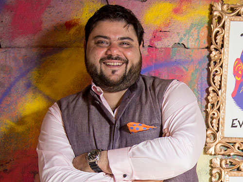 Being greedy for food is very good, say India's star chefs