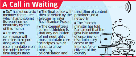 Government may block zero rating plans in net neutrality policy