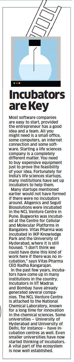 Are India's life sciences startups turning a corner?
