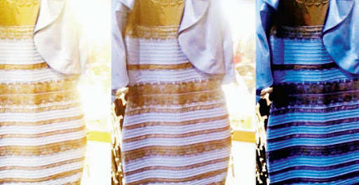 Black Blue Or Gold White Mystery Of The Dress Solved The