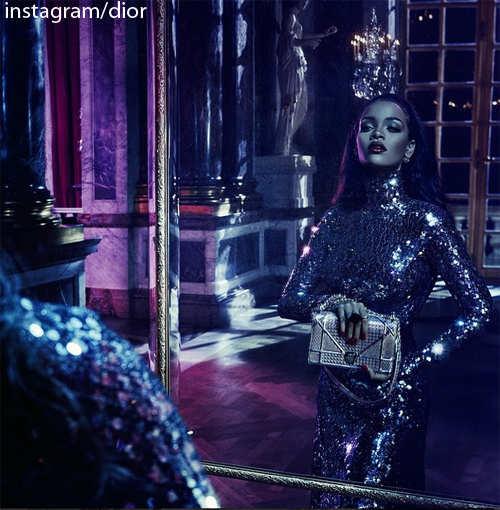 ba678dd7ae90 Rihanna s Dior ad campaign unveiled - The Economic Times