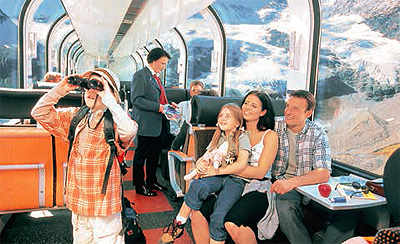 Have a train-tastic vacation, travel to France & Italy on the linked railway