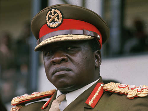 the impact of sanctions on idi amins Obote selected a popular junior officer with minimal education, idi amin dada, and promoted him rapidly through the ranks as a personal protégé as the army expanded, it became a source of political patronage and of potential political power.