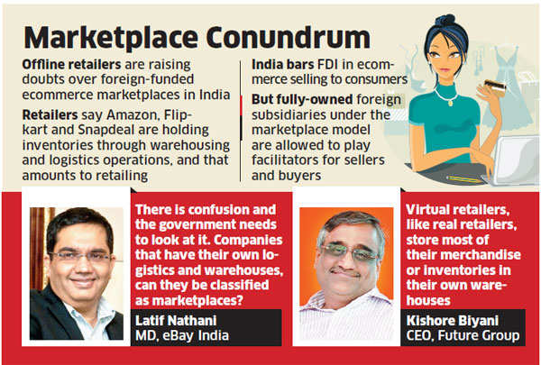 Now, eBay MD Latif Nathani questions e-commerce model