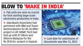 Make in India: Plan for Rs 63,000 crore semiconductor wafer