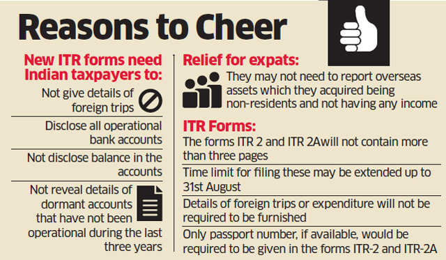 New black money law: Expats exempted from sharing asset details