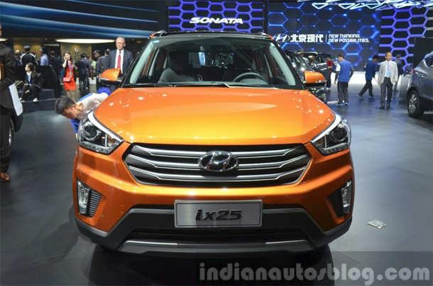 Hyundai Creta SUV set for launch in H2 2015; to take on Ecosport, Duster, Scorpio