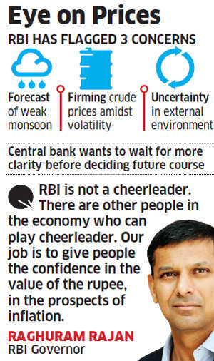 RBI policy review: Raghuram Rajan cuts repo rate 25 bps, says more reduction will depend on Centre's response to poor rains