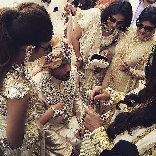 Yash Goenka and Natasha Narang tie the royal knot in Istanbul