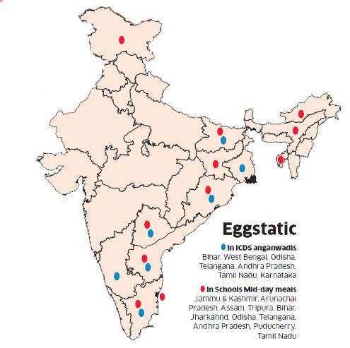 Egg-less meals at anganwadis? Madhya Pradesh's ban pitches nutrition against politics