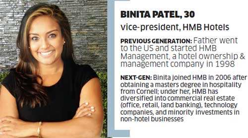 Gujarati entrepreneurs moving beyond Patel motels: Four stories of next-gen Patels in US