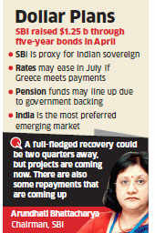 SBI plans second dollar bond sale to raise $1.5 billion before expected rate hike by US Federal Reserve