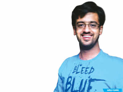 Koramangala has a very mature and receptive environment for new concepts, says startup Bhukkad's Aruj Garg