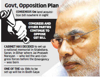 Government may have tough time in monsoon session of Parliament in face of controversies