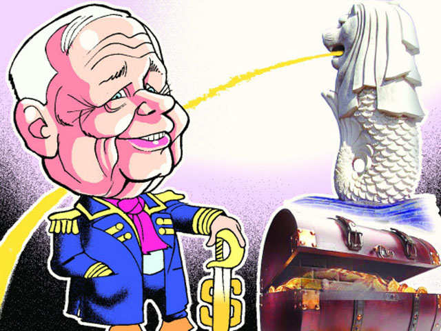 Jim Rogers, legendary investor, thinks US stocks are going to fall