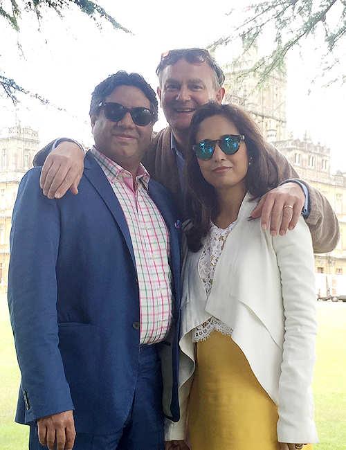 Delhi to Downton: Winning bid led Munjals to Crawleys