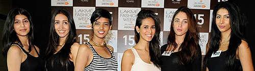 Lakme winners set to blaze runways