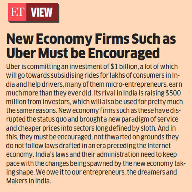 Uber to invest $1 billion in India over nine months