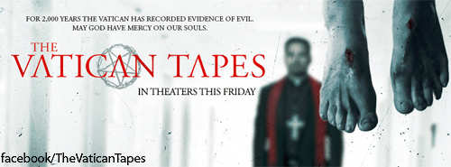 'The Vatican Tapes' review: The movie could be better