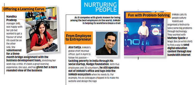 Why InMobi may be India's most innovative company