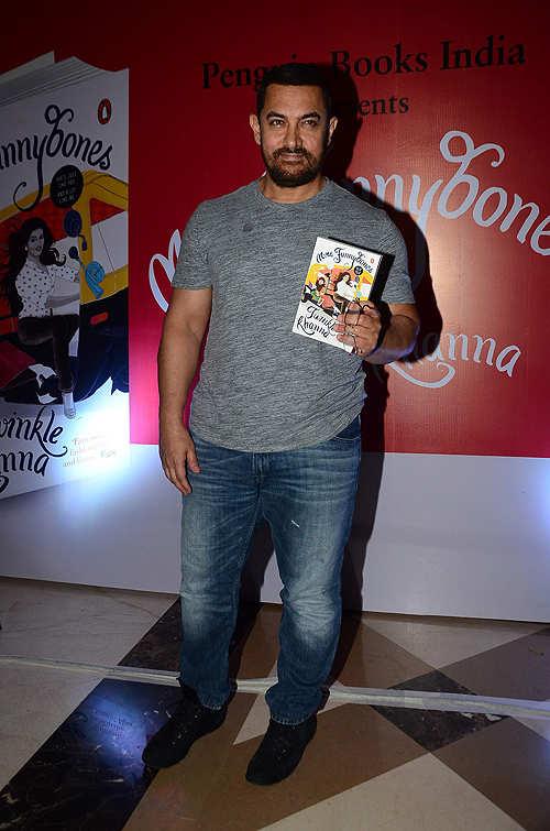 Akshay Kumar is my editor: Twinkle Khanna