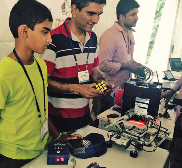 Bengaluru's Innofest gets things moving for dreamers, showcases innovation from the grassroots