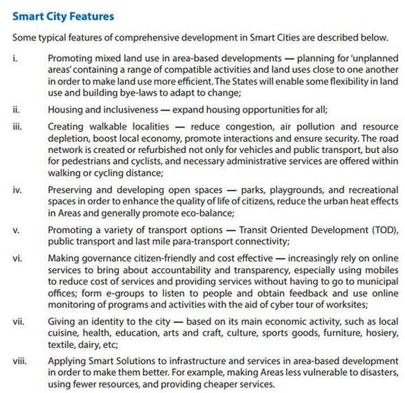 Modi government announces 98 smart cities; UP gets maximum number at 13