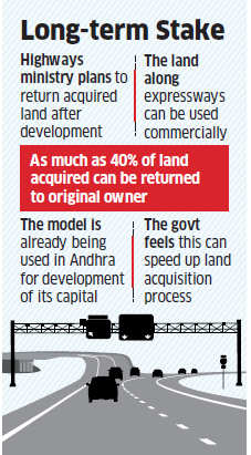 Government may take the land pooling route for expressway and bypass projects