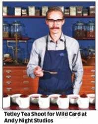 This tea taster's taste buds are worth £1m