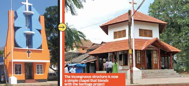 How Kerala's Muziris Heritage Project could serve as a model for conservation