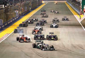 Catch the Rugby World Cup Final or the Singapore Grand Prix on your next vacation