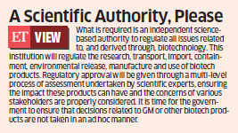 Ayush Ministry red flags Genetically Modified crops