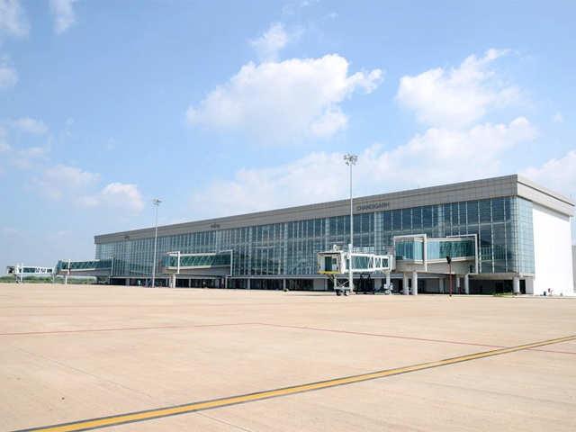 PM Narendra Modi inaugurates new terminal at Chandigarh airport