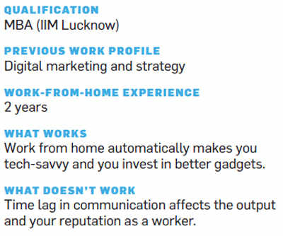 Should you quit a full-time job to work from home?