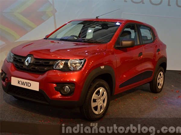 Renault Kwid Hatchback Launched At A Starting Price Of Rs 256 Lakh