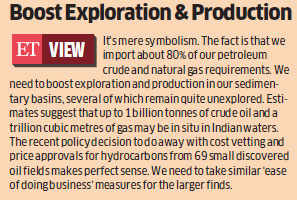 State run oil and gas cos to give priority to vendors meeting local content norm