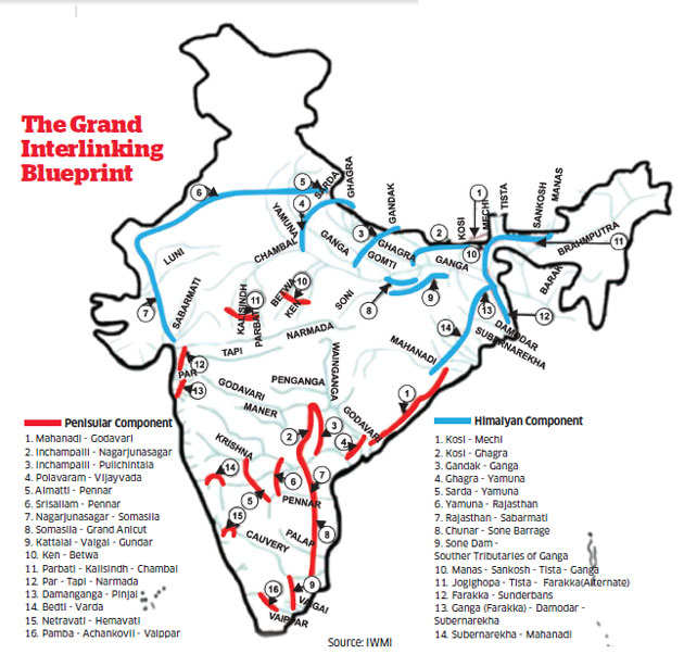 Will government's grand plan to link 37 rivers be nothing more than wishful thinking?
