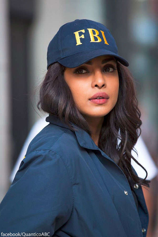 Despite the accent, Priyanka Chopra stuns in 'Quantico'