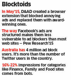 $40 bn gone and still losing: Can advertising avoid the blow of ad-blocking apps?
