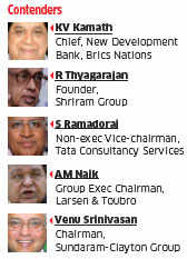 ET Awards 2015: Former TCS CEO S Ramadorai gets Lifetime Achievement award