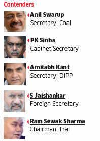 ET Awards 2015: DIPP secretary Amitabh Kant honoured with 'Policy Change Agent' award
