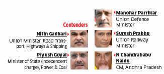 ET Awards 2015: Piyush Goyal wins Business Reformer award