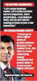 RBI's Raghuram Rajan calls for a 'transparent and predictable' tax regime