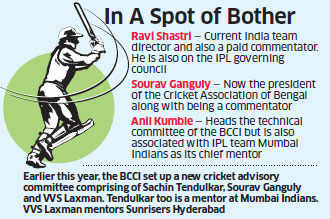 Why ending conflict of interest in Indian cricket may be an uphill task for BCCI chief Shashank Manohar
