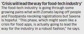 How Saurabh Saxena's app made Ratan Tata invest in it