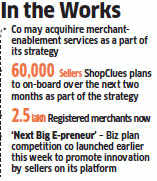 ShopClues to fund select innovations by merchants on its platform