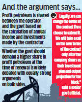 Government rejects Cairn appeal to renew Rajasthan block deal; asks for investment plan to assess projected profit
